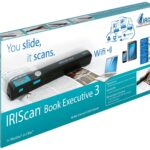 scanner portable iriscan book executive