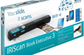 Avis scanner portable iriscan anywhere 3