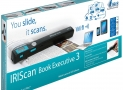 Avis Scanner portable IRISCan Book Executive 3